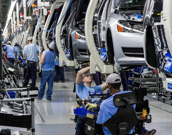 فولکس واگن تولید خود در آمریکا را افزایش می دهد