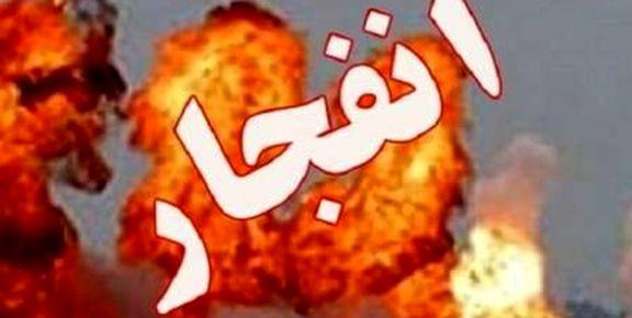 انفجار در شهرک بعثت مشکین دشت