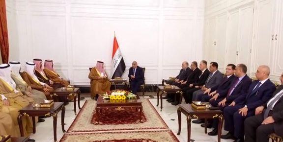 عادل عبدالمهدی روز چهارشنبه راهی ریاض می شود / سفر به ریاض با تصمیم مقامات عراقی