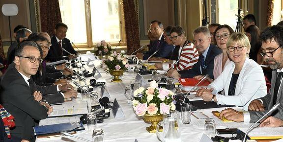 صحبت های وزیر خارجه آلمان علیه ایران / خروج ایران از این توافق میتواند به انزوای جهانی این کشور منجر شود