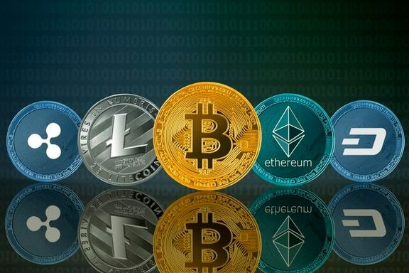 بازار ارزهای دیجیتالی یکپارچه سبز