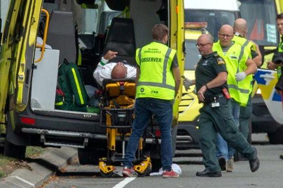 حمله مسلحانه افراد ناشناس به دو مسجد در نیوزیلند/   50 نفر کشته شدند