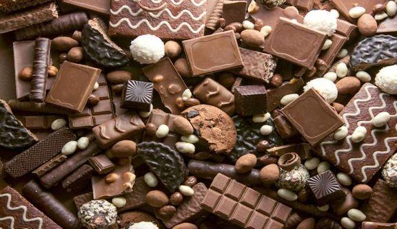 قیمت انواع شکلات در بازار