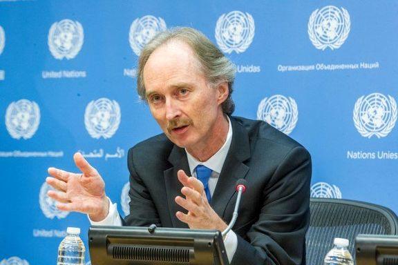 نماینده ویژه سازمان ملل در امور سوریه به ایران می آید