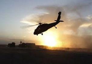 طالبان دو بالگرد آمریکایی را در ولایت قندز افغانستان سرنگون کردند