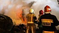 پتروشیمی خارک دچار آتش سوزی شد/تلفات این آتش سوزی یک نفر کشته و 5 مصدوم