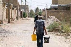آبرسانی به غیزانیه فردا نهایی شده و مردم می توانند در خانه خود آب شرب داشته باشند