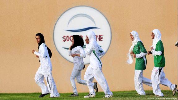 لیگ فوتبال زنان عربستان با شش تیم برگزار می شود