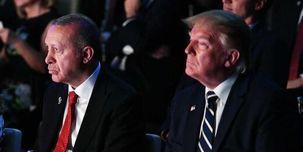 ترامپ و اردوغان درباره ادلب تلفنی حرف زدند