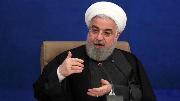 دستور روحانی برای ارائه گزارش از وضعیت اقتصادی کشور به رئیس جمهور منتخب