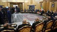 روحانی: دنیا خواستار ایجاد روابط دوستانه و تجاری با ایران است