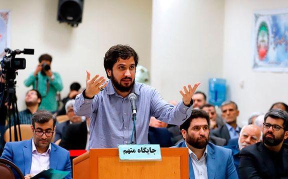 هادی رضوی برای اجرای حکم روانه زندان شد