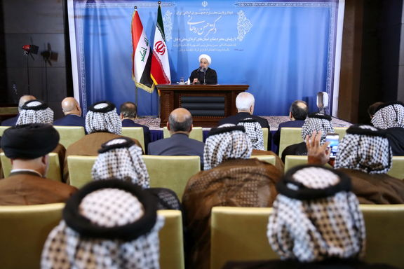 دو ملت ایران و عراق از لحاظ فرهنگی و اعتقادی کاملا متحدند و هیچ قدرتی نمی تواند این امت واحده را از هم جدا کند