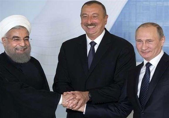 نشست سه جانبه روسای جمهور ایران، آذربایجان و روسیه به تعویق افتاد