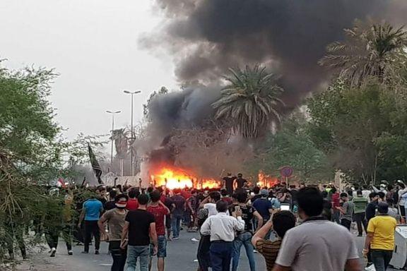 توطئه آمریکا و عربستان در ناآرامیهای استان بصره