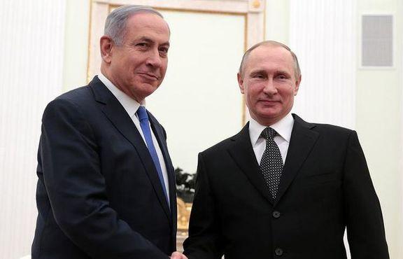 نتانیاهو دوباره قصد دارد که با پوتین دیدار کند