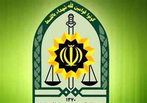 شهادت مامور نیروی انتظامی در حمله افراد ناشناس