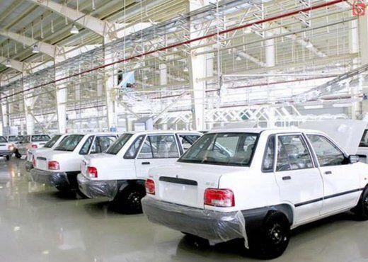 قیمت پراید کاهشی شد/  پراید ۱۱۱  در بازار ۵۱ میلیون و ۱۰۰ هزار تومان