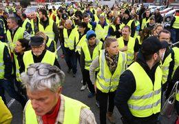 فیلم امروز اعتراض جلیقه زردها در پاریس + ویدئو
