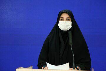 ابتلای 7121 نفر دیگر به ویروس کرونا در کشور