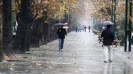 بارش باران و طوفان شدید در تهران تا 48 ساعت آینده
