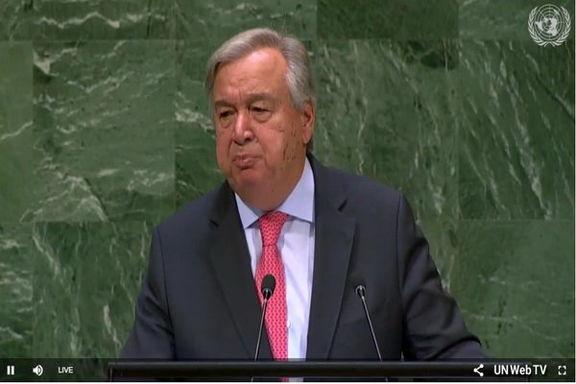دبیرکل سازمان ملل خاستار اعزام شش ماهه ۷۵ ناظر آتش بس به یمن