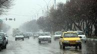 ادامه بارش برف و باران تا پایان هفته در بیشتر مناطق کشور