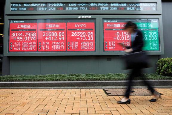 شاخص های آسیا با خبر احتمال ترخیص ترامپ با افزایش همراه شدند