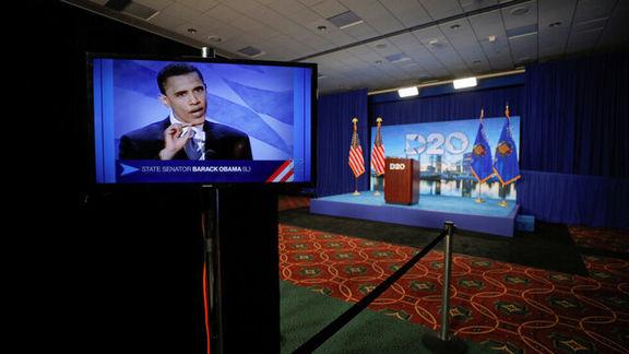 اوباما:لازم باشد دموکراسیمان را برای پیروزیشان نابود میکنند