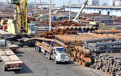 صادرات 9 میلیون تنی فولاد در سال گذشته/ فولاد دومین کالای صادراتی ایران پس از نفت