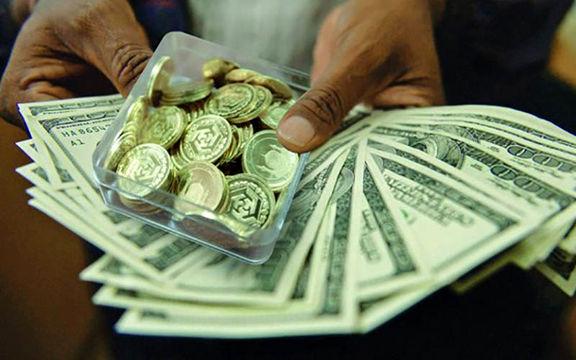 قیمت هر سکه به 4 میلیون و 570 هزار تومان رسید