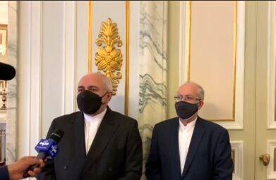 ظریف: با ایتالیا 30 میلیارد دلار قرارداد داریم