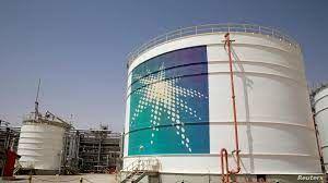 یکی از مخازن نفتی عربستان دچار آتشسوزی شد