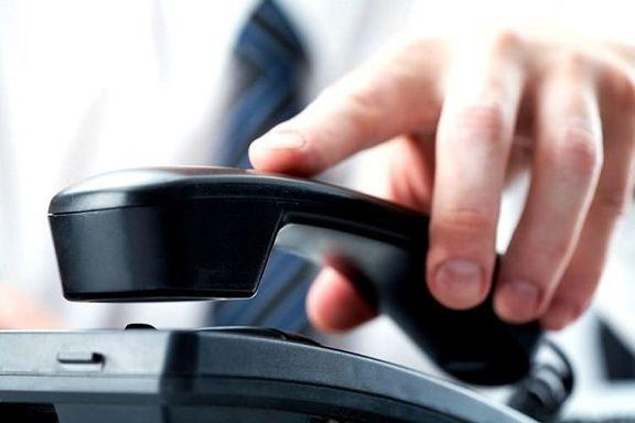 اختلال ارتباط تلفنی مشترکان ۵ مرکز مخابراتی