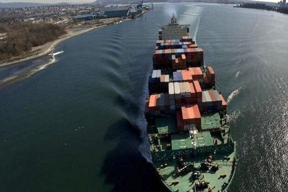 اختلال در صنعت کشتیرانی به دنبال سیلهای اروپا و چین