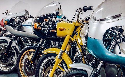 قیمت انواع موتورسیکلت صفرکیلومتر