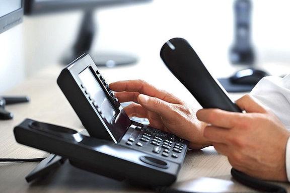 اختلال در ارتباط تلفنی مشترکان ۶ مرکز مخابراتی تهران
