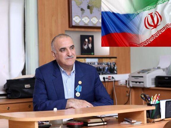 سهم ایران در تامین نیاز وارداتی روسیه فقط ۰.۵ درصد است