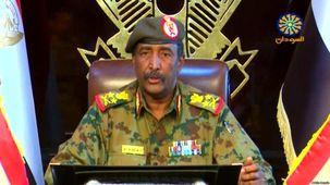 شرط رئیس شورای نظامی سودان برای انتقال قدرت به غیر نظامیان