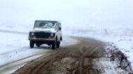 برف و باران در جادههای 13 استان کشور ادامه دارد