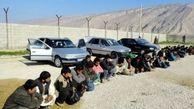 دستگیری اعضای باند حرفهای قاچاق انسان در تهران/ 100 نفر از مهاجران خارجی تحت کنترل داعش و طالبان دستگیر شدند
