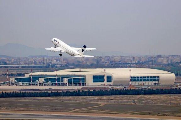 فرودگاه های کشور با ظرفیت های خالی