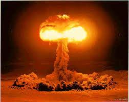 فیلم منفجر شدن بمب اتم