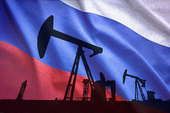 کاهش تولیات نفتی روسیه به دلیل کاهش قیمت نفت در بازار