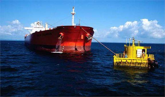 ژاپن آخرین محموله نفت خود را از ایران بارگیری کرد