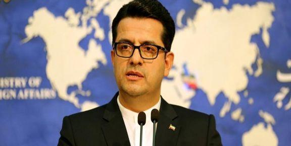 سخنگوی وزارت خارجه ایران: ایران در هیچ سطحی با آمریکا مذاکره ندارد