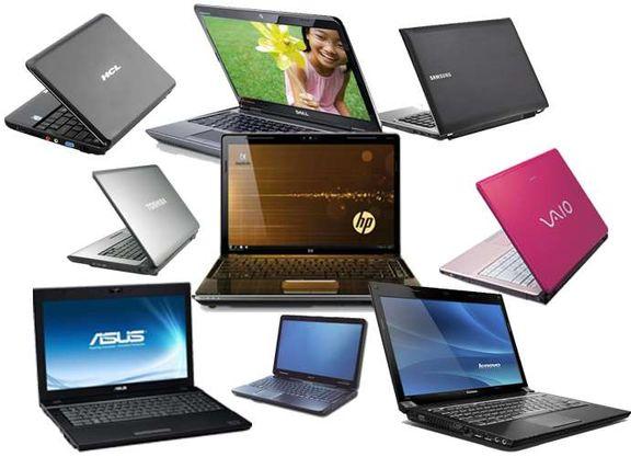 قیمت انواع لپ تاپ  ایسوس