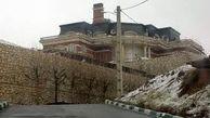 تخریب ویلای دختر وزیر در لواسانات به دستور دادستان لواسانات