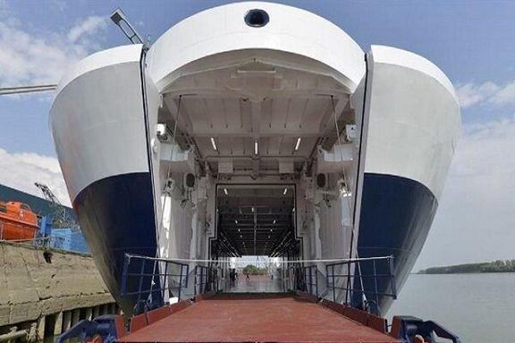 بنادر گیلان هم به اسکله های پذیرش کشتی رو-رو مجهز شدند