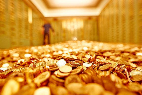 قیمت جهانی طلا سه دلار کاهش یافت